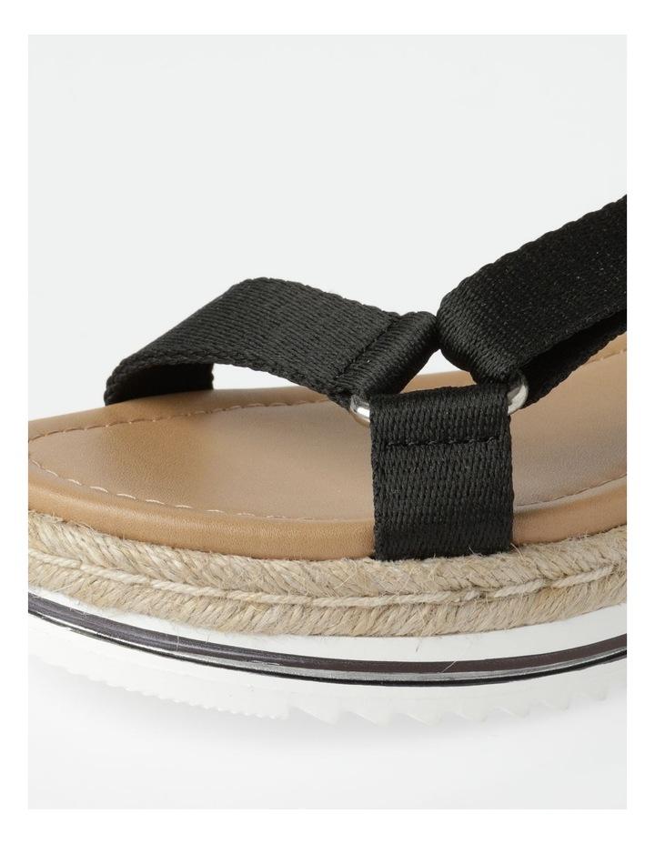 Lanni Black Sandal image 4