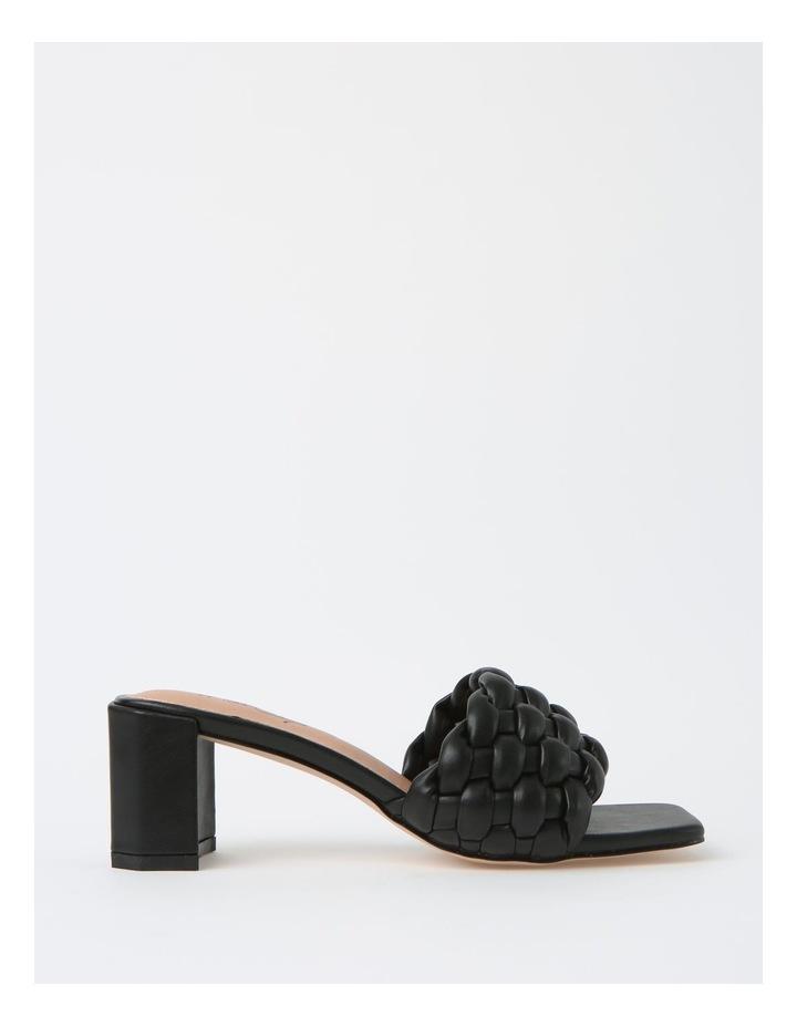 Nevaya Black Sandal image 1