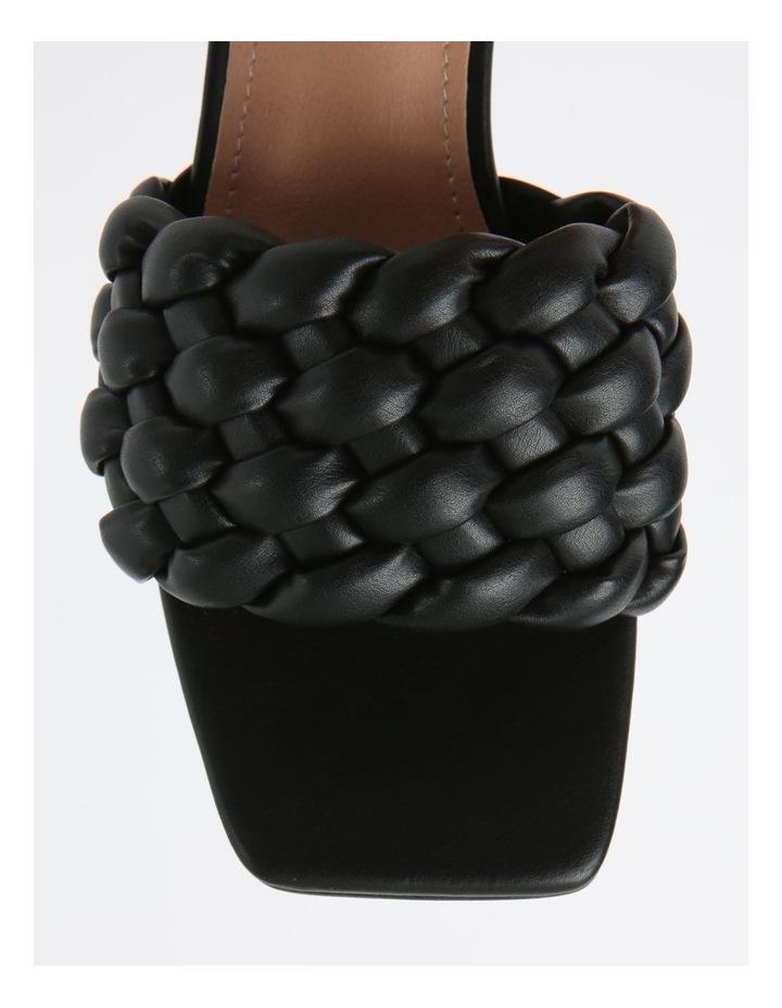 Nevaya Black Sandal image 2