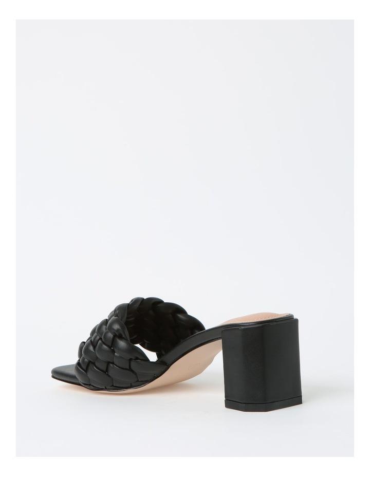 Nevaya Black Sandal image 3