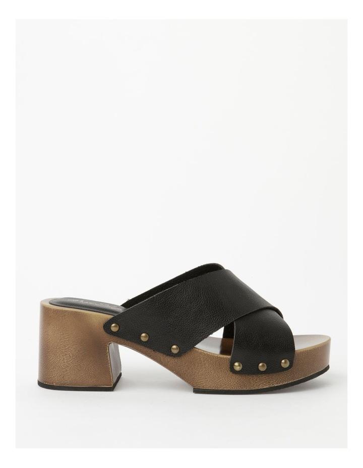 Farrah Black Sandal image 1