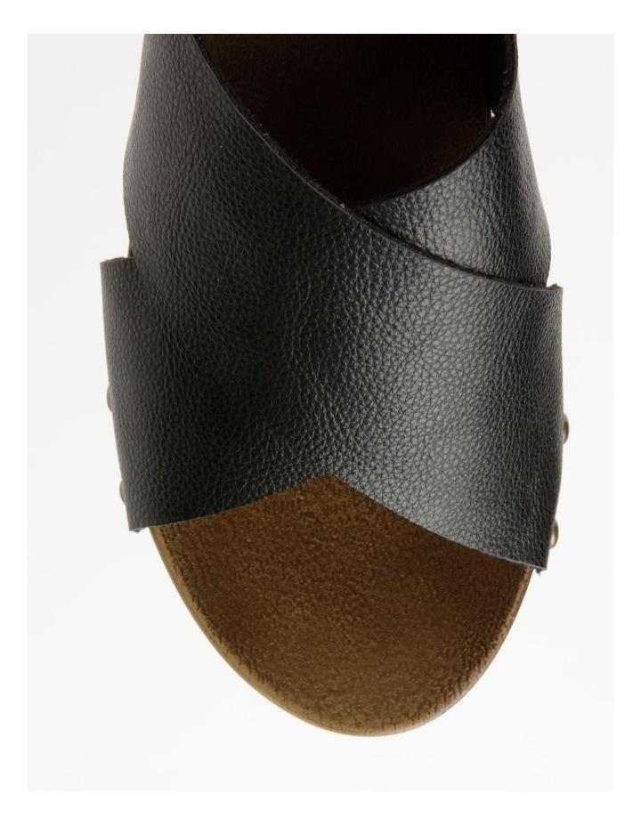 Farrah Black Sandal image 2