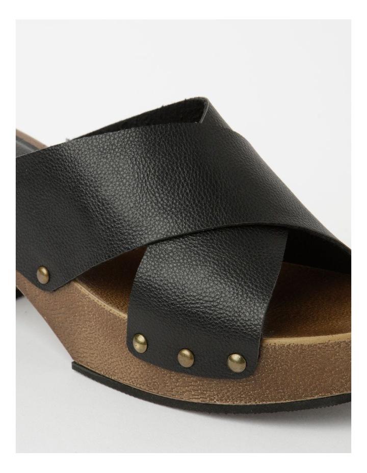 Farrah Black Sandal image 4