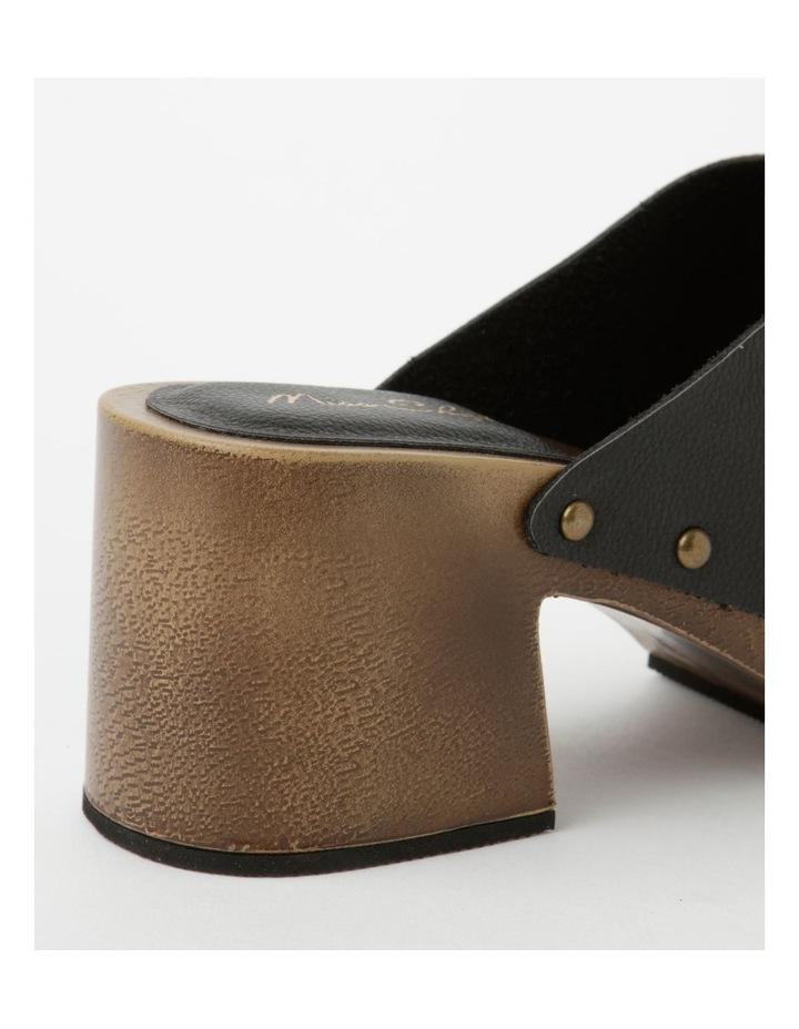Farrah Black Sandal image 5