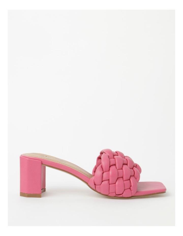 Nevaya Hot Pink Sandal image 1