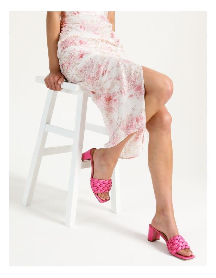 Nevaya Hot Pink Sandal image 2