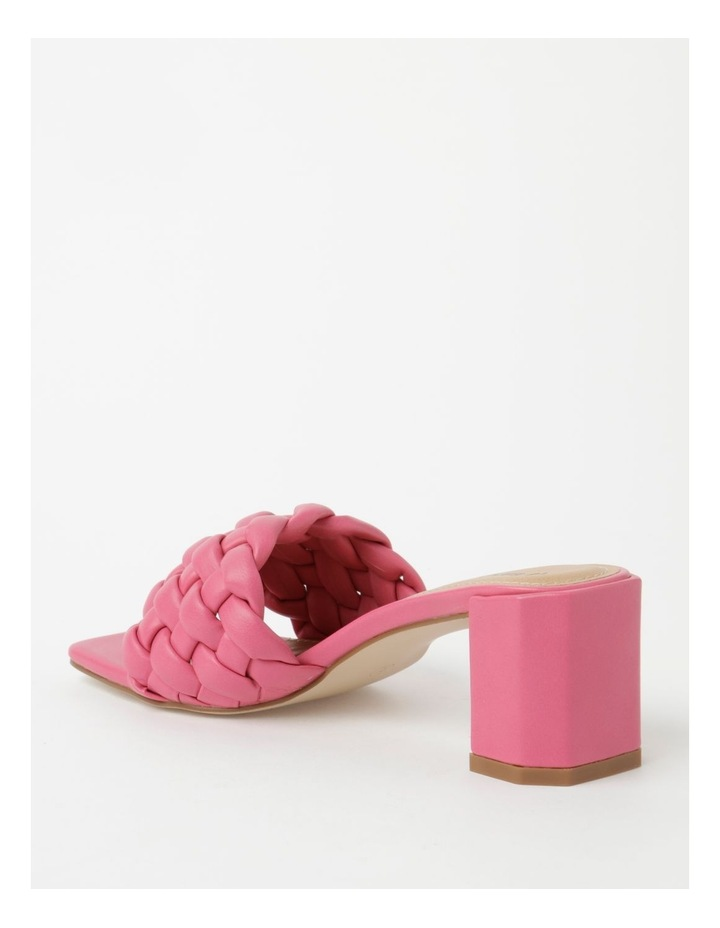 Nevaya Hot Pink Sandal image 5