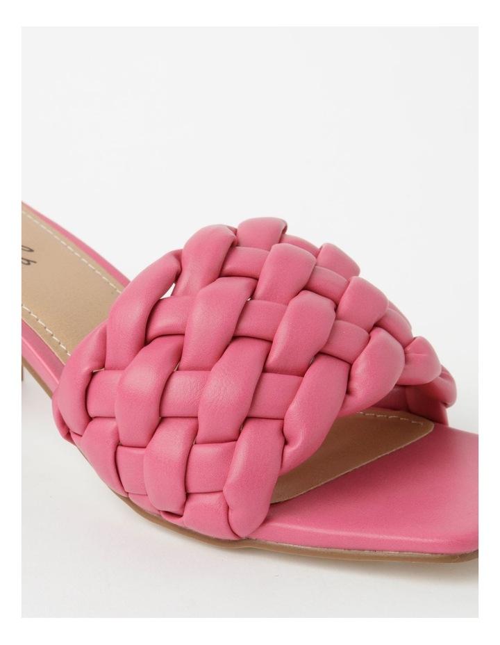 Nevaya Hot Pink Sandal image 6