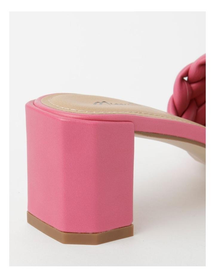 Nevaya Hot Pink Sandal image 7