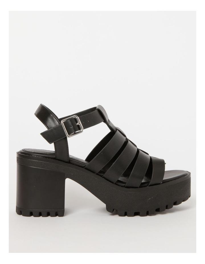Katia Black Sandal image 1