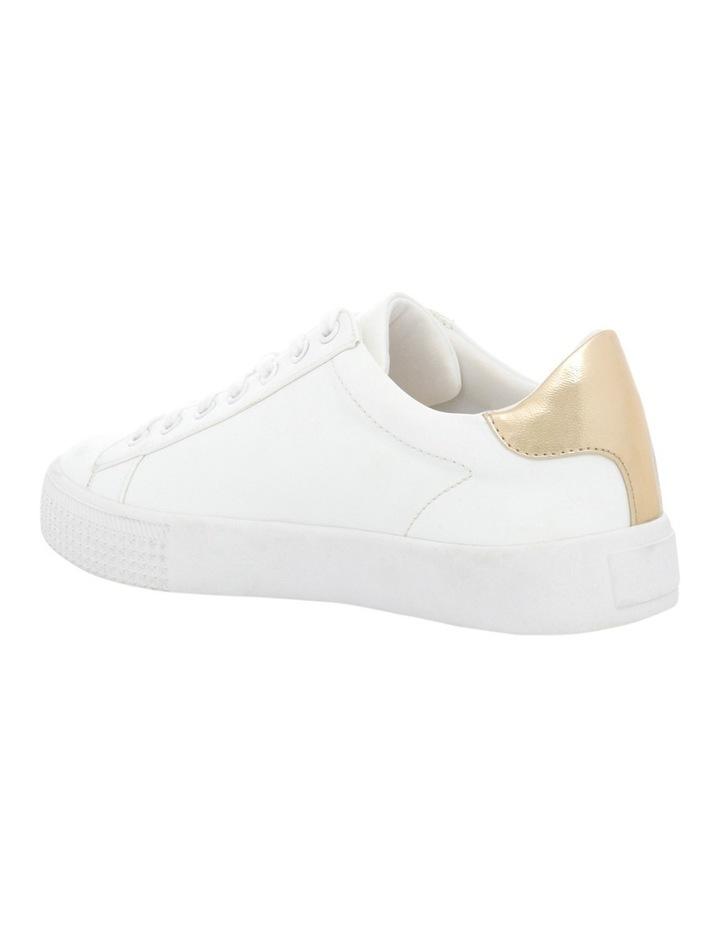 Kenny White/Purple Sneaker image 2