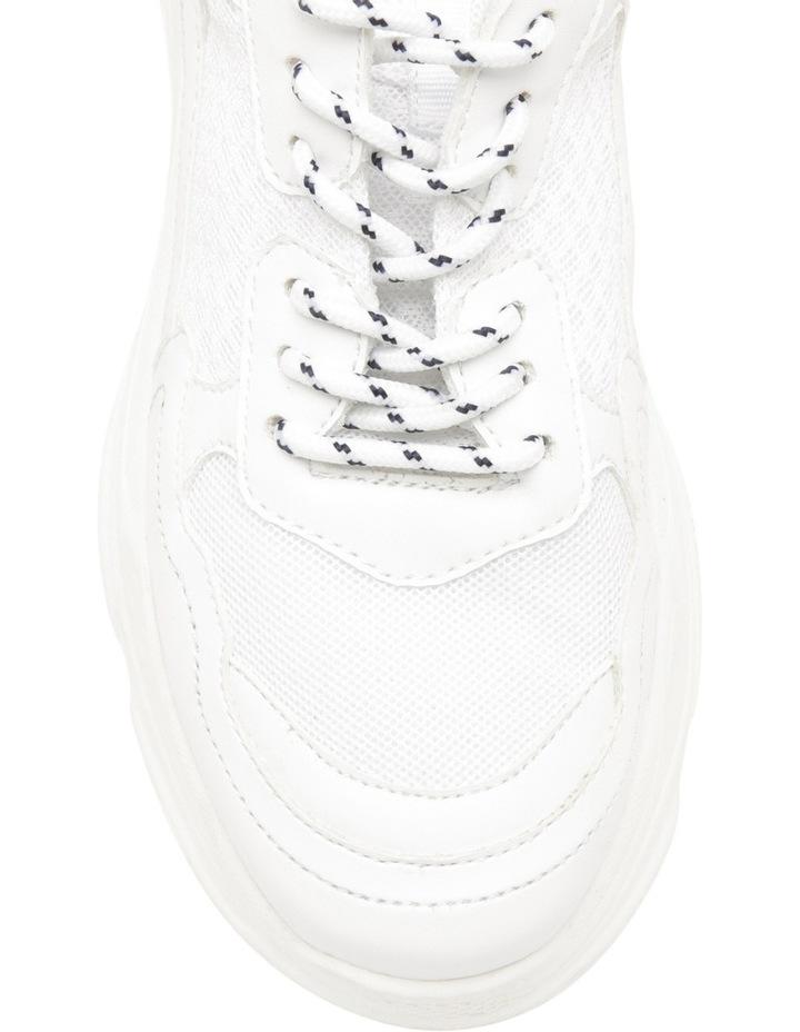 Curtis White Sneaker image 3