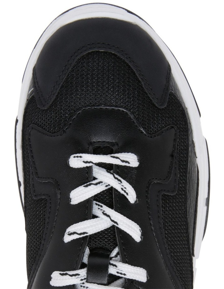 Fifi Black Sneaker image 3