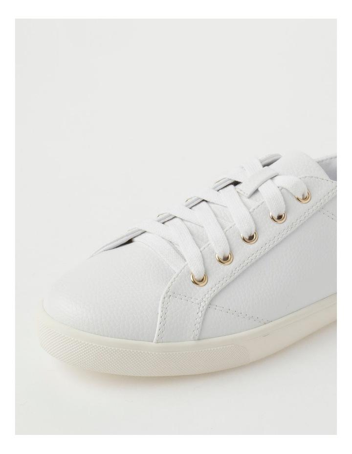 Zander White Sneaker image 2