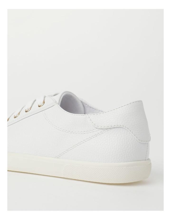 Zander White Sneaker image 3