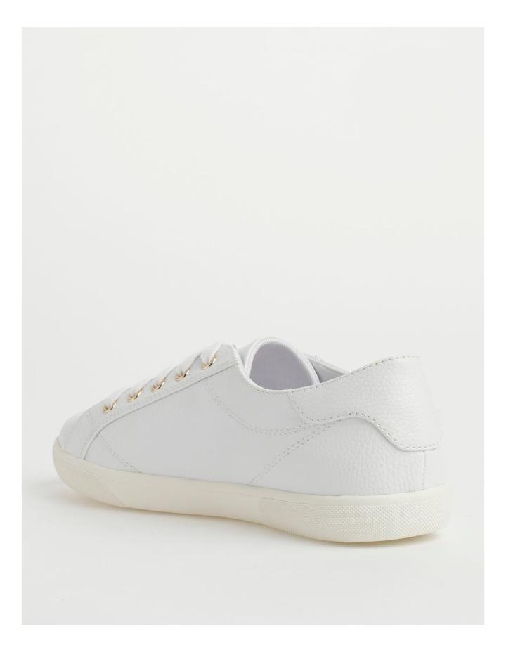 Zander White Sneaker image 4