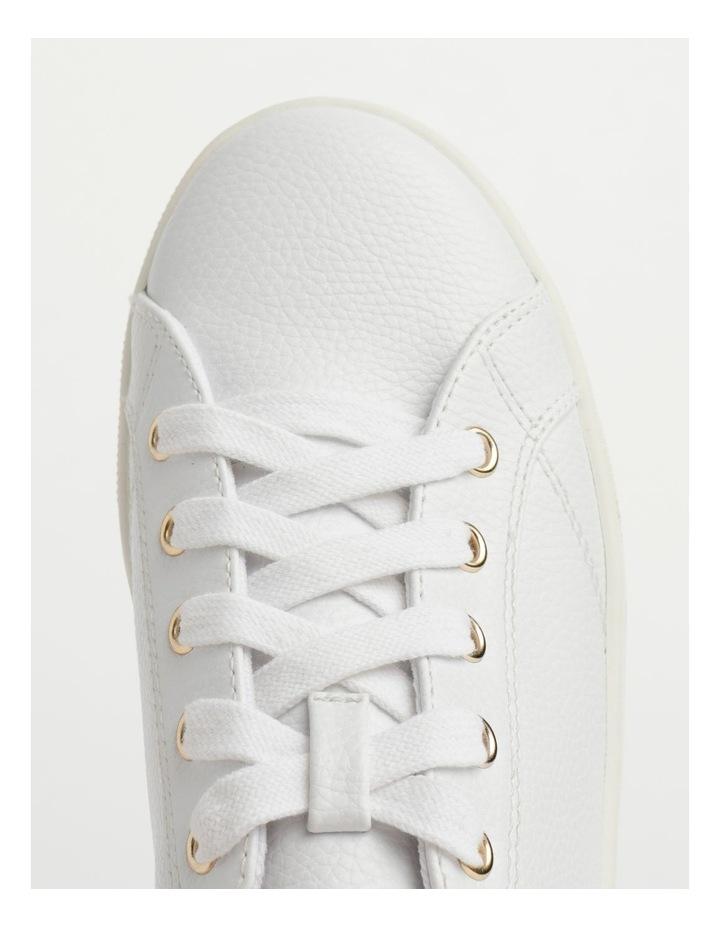 Zander White Sneaker image 5