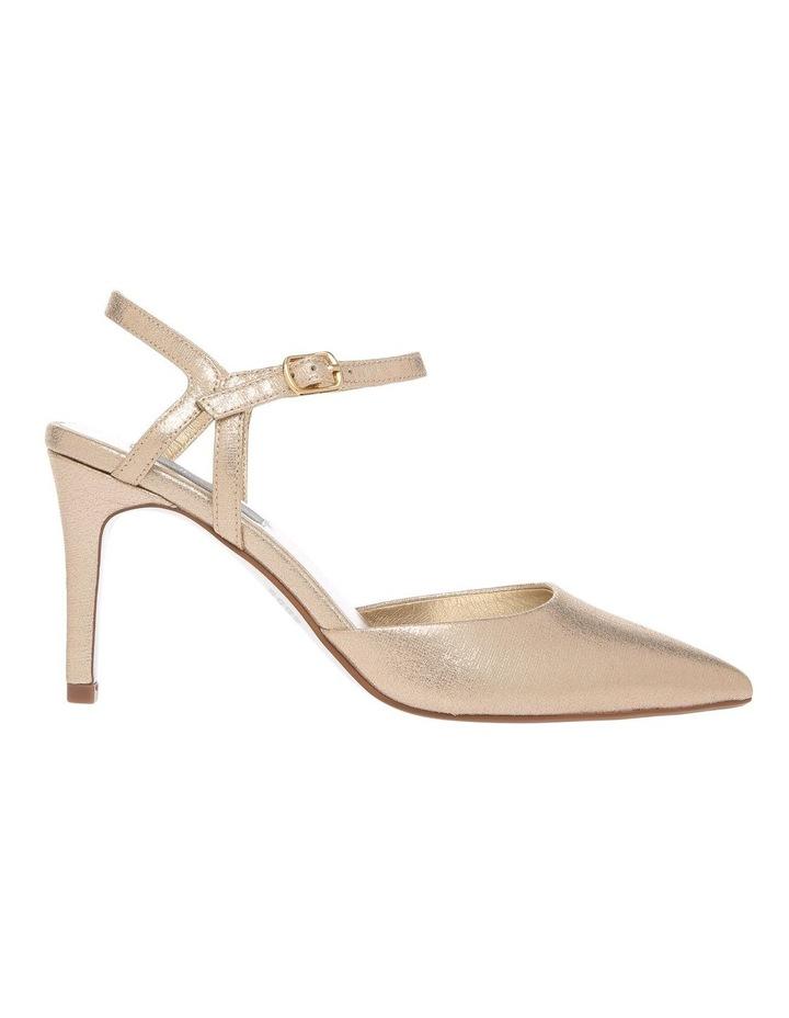 Clare Gold Heel image 1