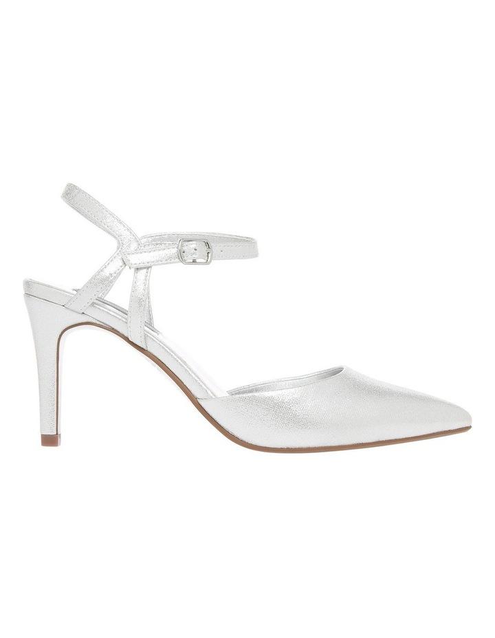 Clare Silver Heel image 1