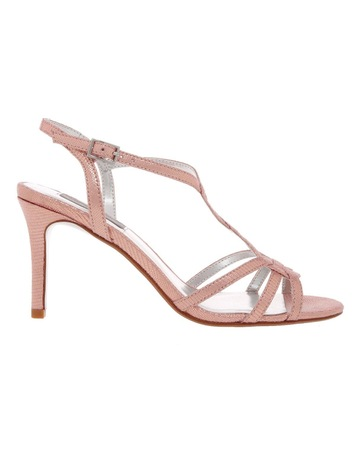 9fe4888232b Collection Waltz Rose Gold Sandal