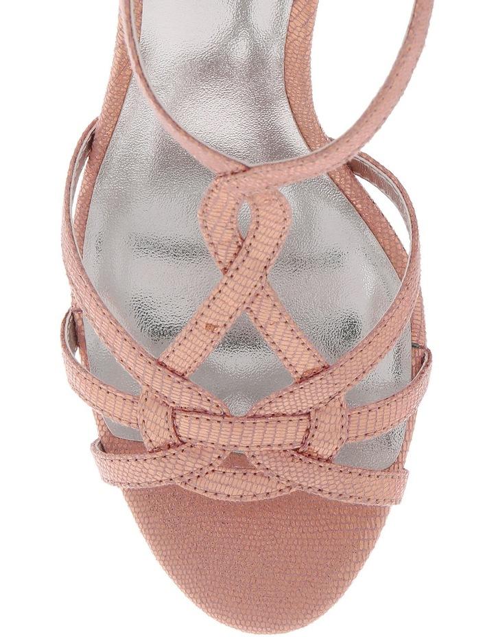 Waltz Rose Gold Sandal image 3