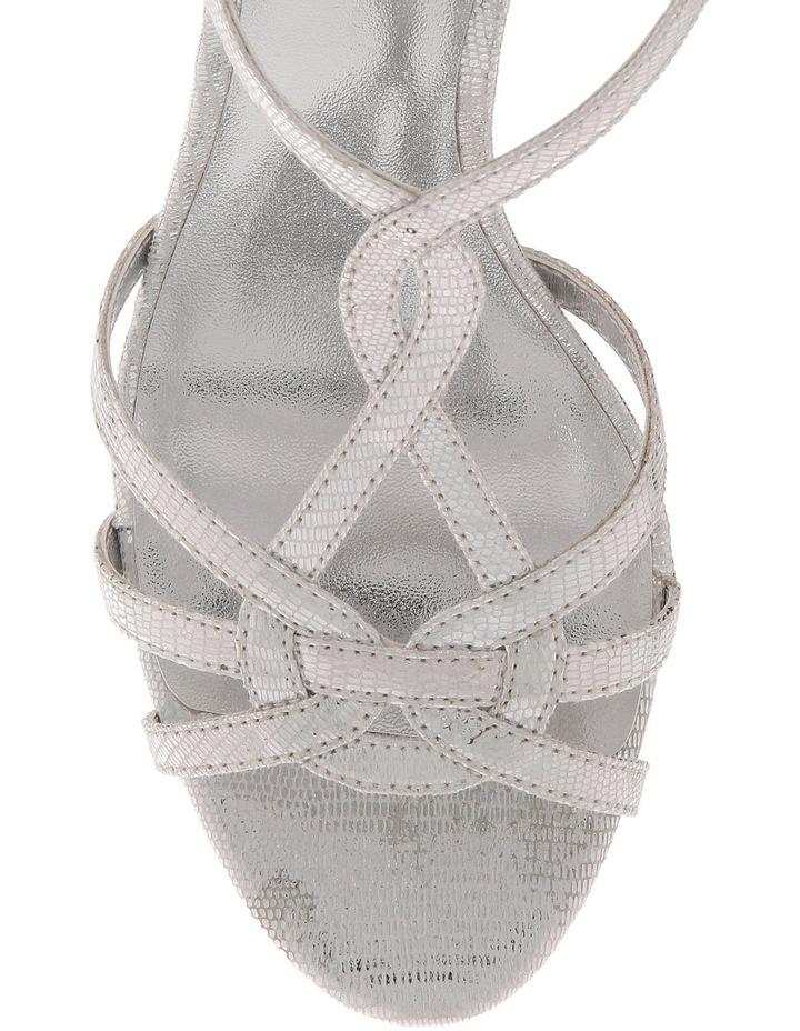 Waltz Silver Sandal image 3
