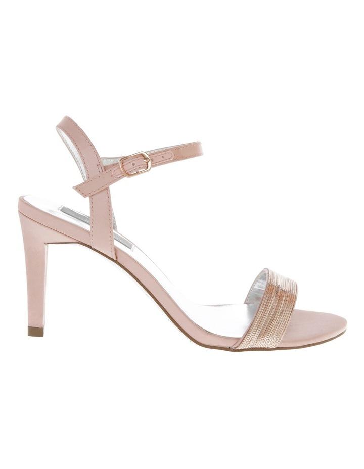 Cara Rose Satin Sandal image 1