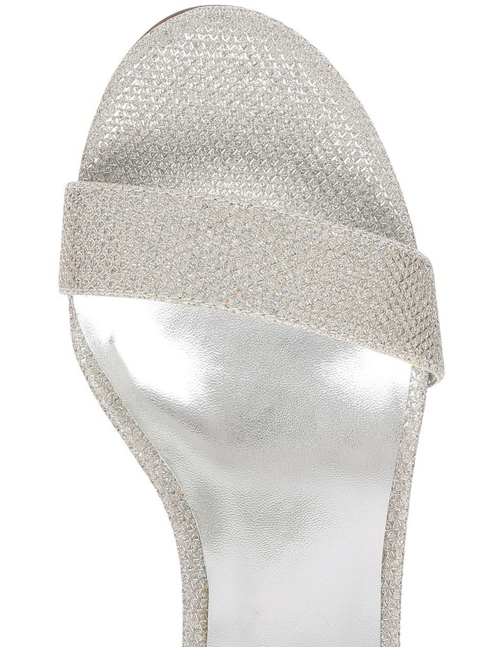 Skye Silver Sandal image 3