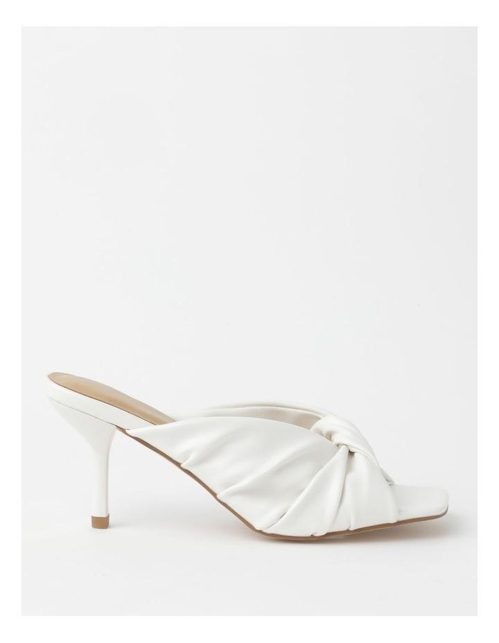 Kaia White Sandal image 1