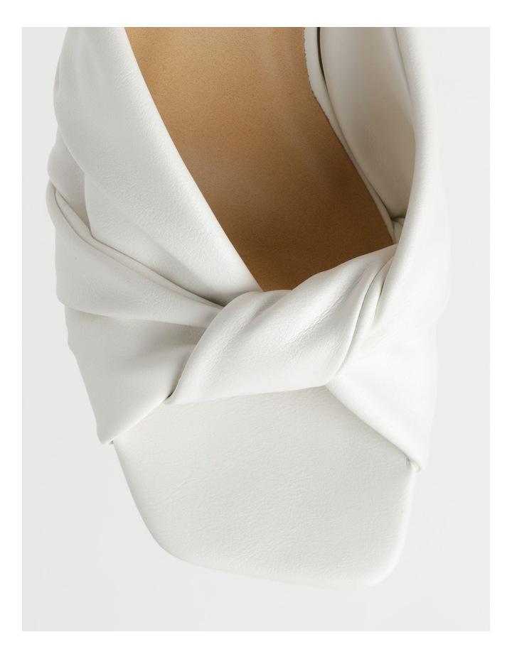 Kaia White Sandal image 2