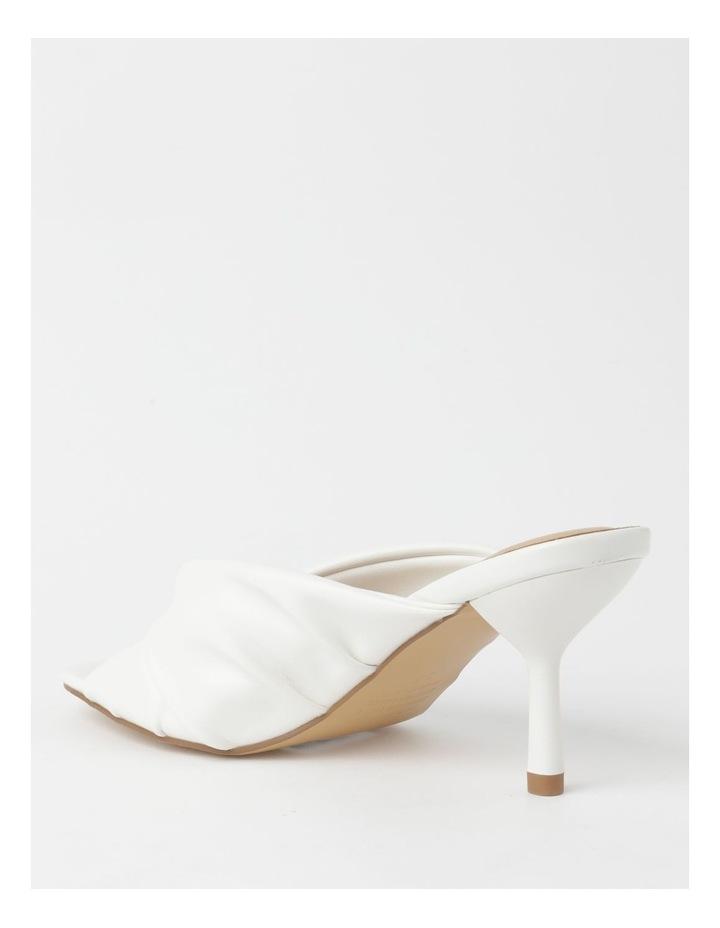 Kaia White Sandal image 3