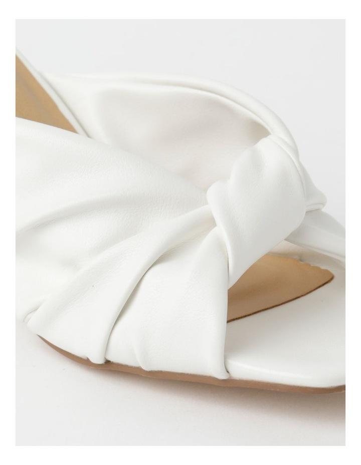 Kaia White Sandal image 4
