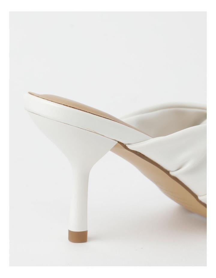 Kaia White Sandal image 5