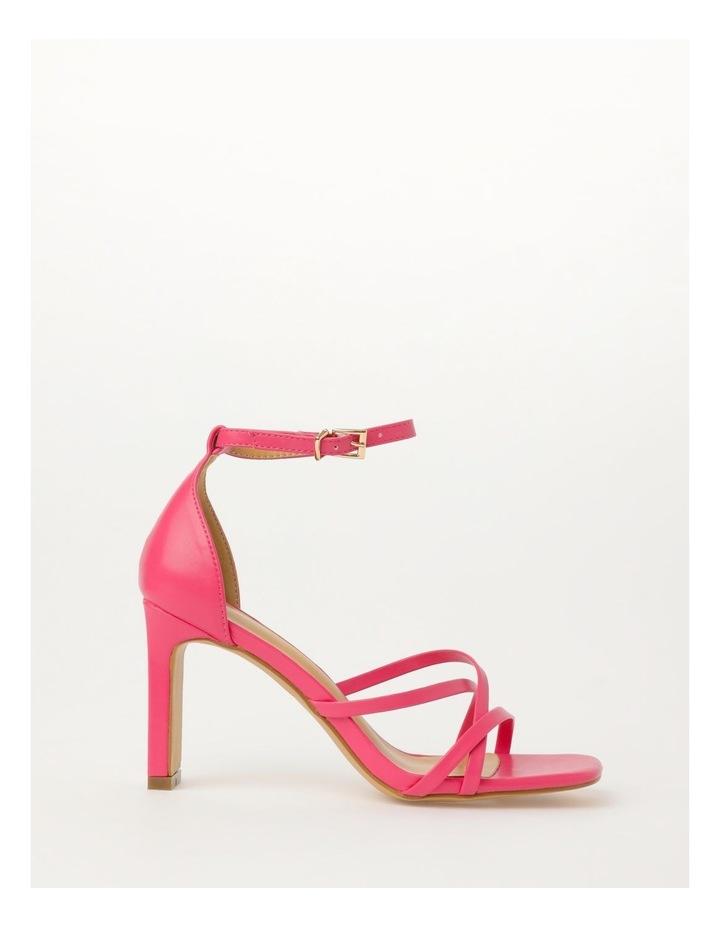 Demi Raspberry Sandal image 1