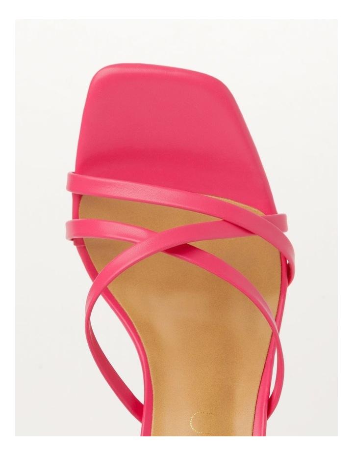Demi Raspberry Sandal image 2