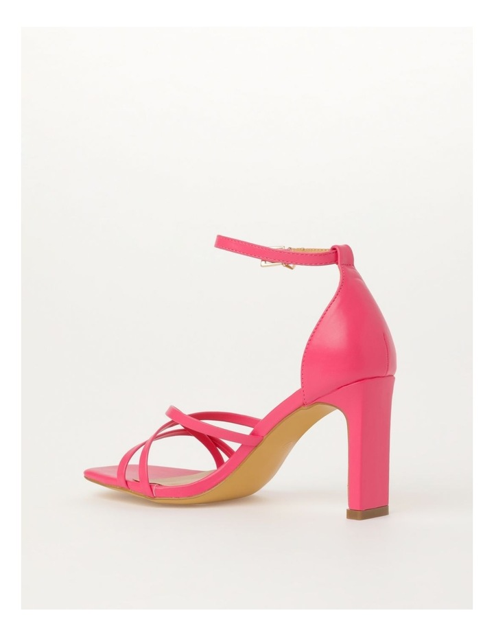Demi Raspberry Sandal image 3
