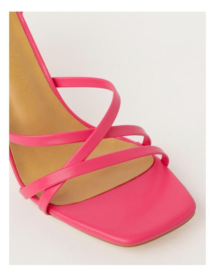 Demi Raspberry Sandal image 4