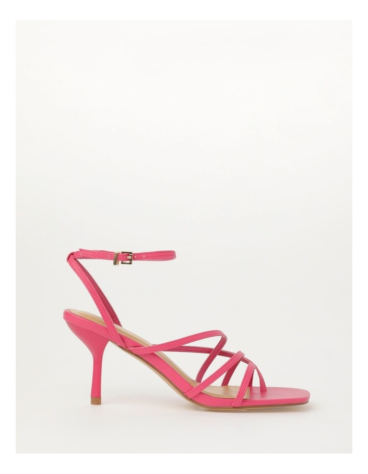 Shani Raspberry Sandal image 1