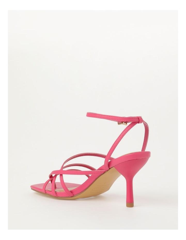 Shani Raspberry Sandal image 3