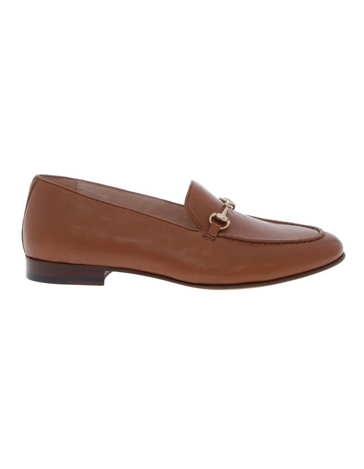 Harry Tan Leather Flat Shoe image 1