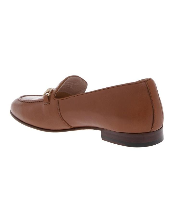 Harry Tan Leather Flat Shoe image 2