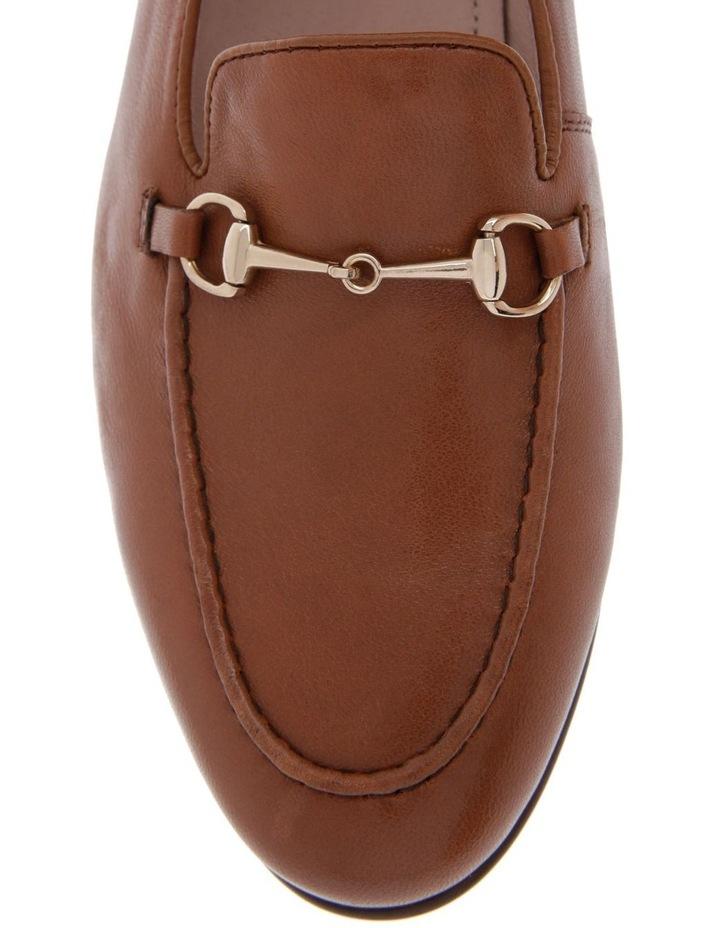 Harry Tan Leather Flat Shoe image 3