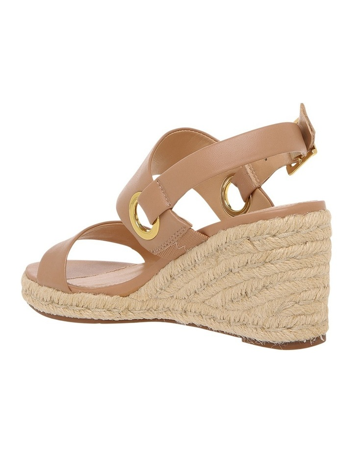 Roslyn Nude Leather Sandal image 2