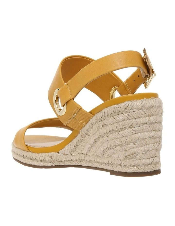 Roslyn Mustard Leather Sandal image 2