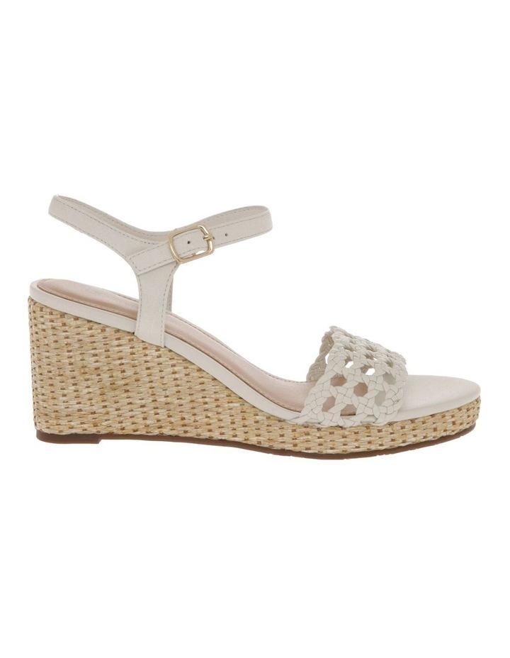 Bel Air White Sandal image 1