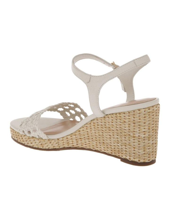 Bel Air White Sandal image 3