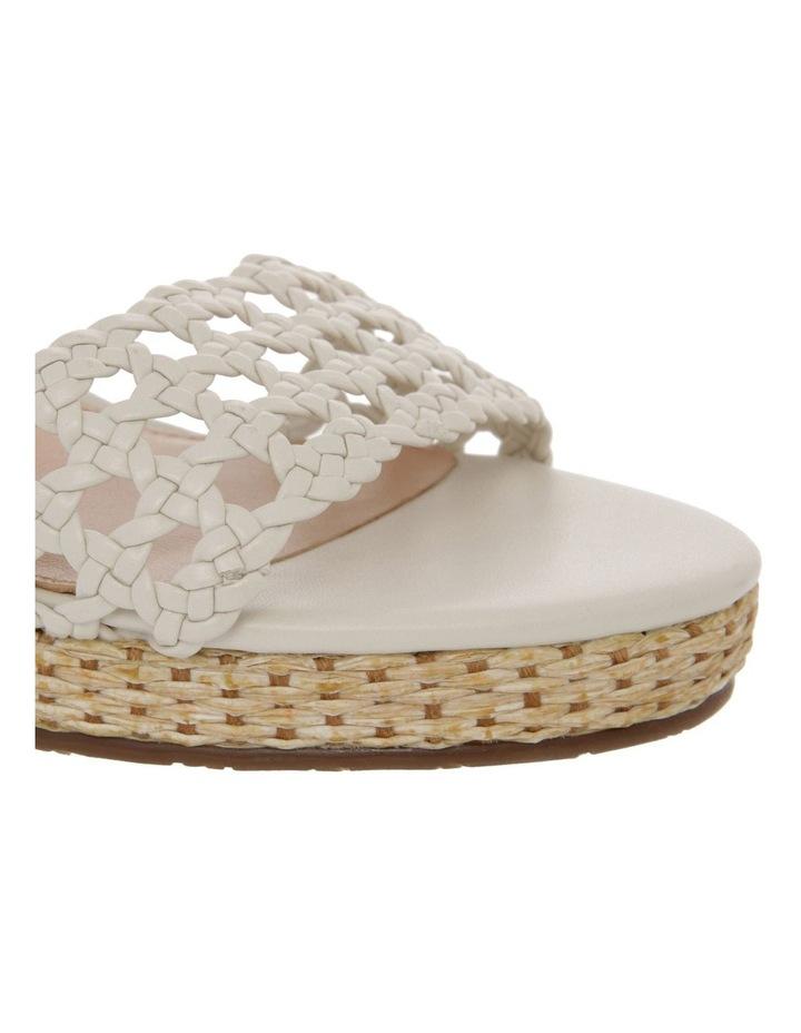 Bel Air White Sandal image 4