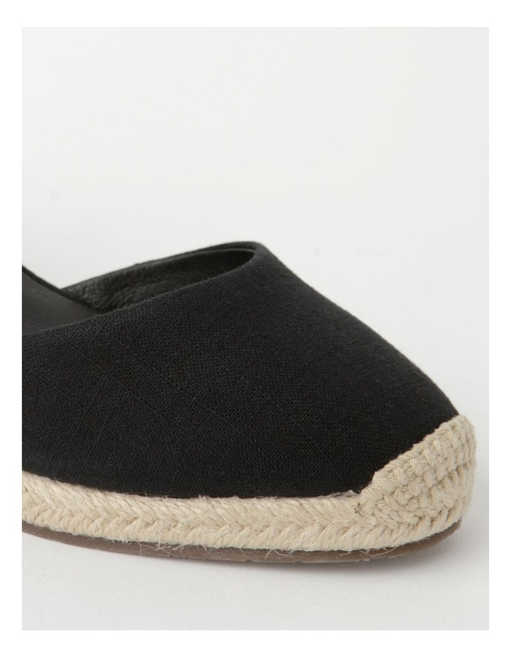 Tenerife Heeled Black Shoe image 4