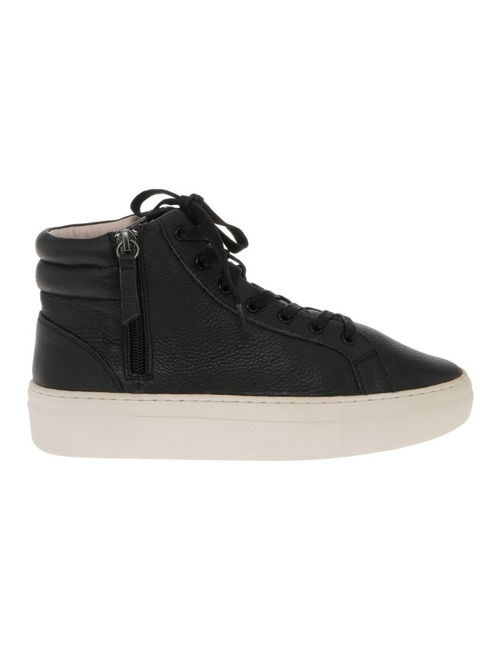 Blake Black Cow Leather Sneaker image 1