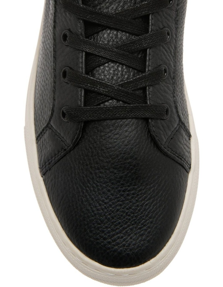 Blake Black Cow Leather Sneaker image 2